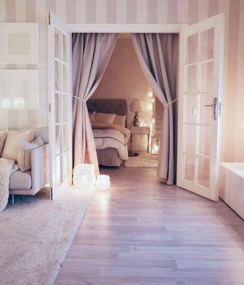 Creating tranquil sleep spaces