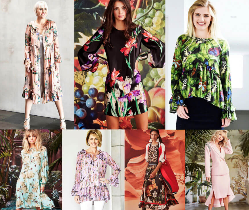 All fashion items featured courtesy of Trelise Cooper available at Magpie Style.