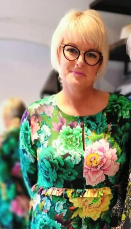 Vicki Trelise Cooper Floral