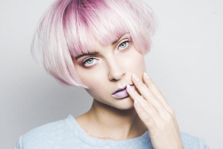 Sexy Silver Hair