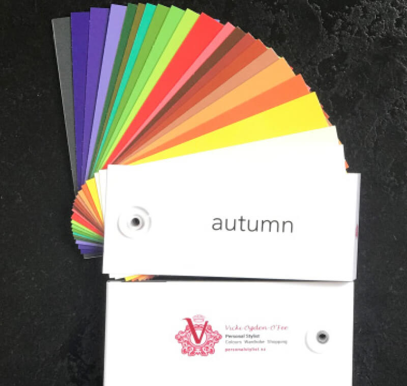 Picking your colors, Autumn, Persona Styling