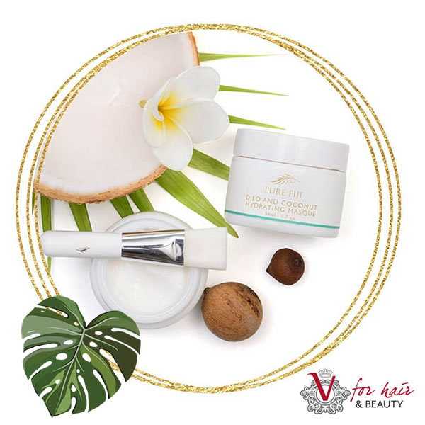 Pure Fiji Dilo and Coconut Hydrating Masque