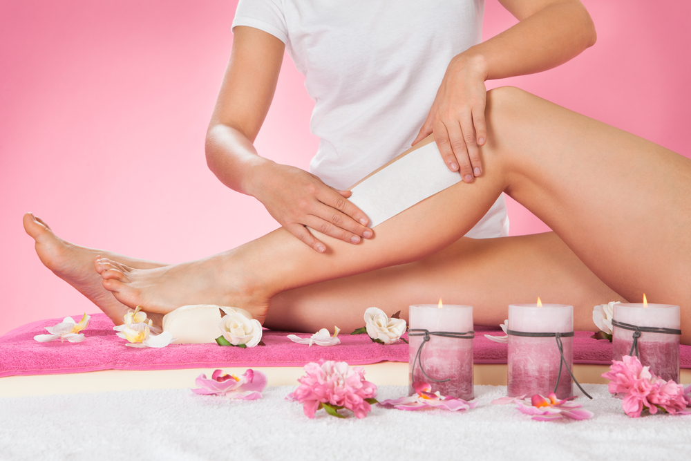 Waxing experience