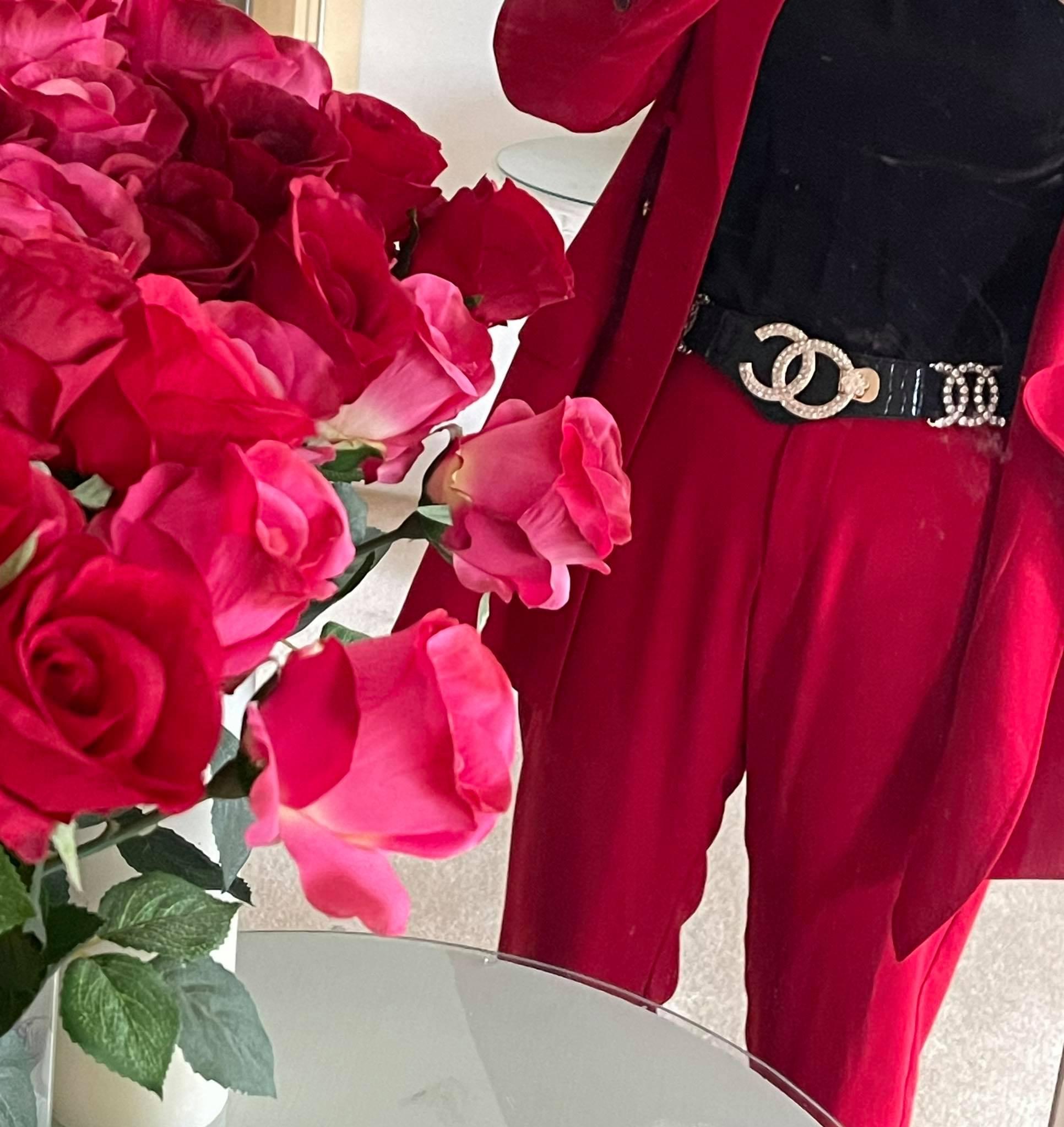 OC & Filagree Rhinestone fashion belts