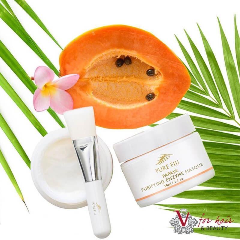 Pure Fiji - Papaya Purifying Enzyme Masque - 50ml