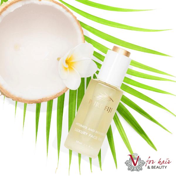 Pure Fiji - Hydrate and Nourish Luxury Face Oil - 30ml