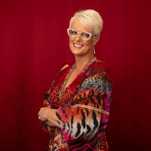 Master stylist Vicki Ogden-O'Fee