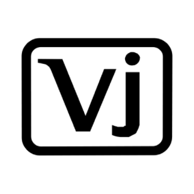 Vj Barbers logo