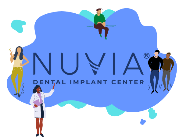 Nuvia Dental Implant Center Traveling Patients Graphic