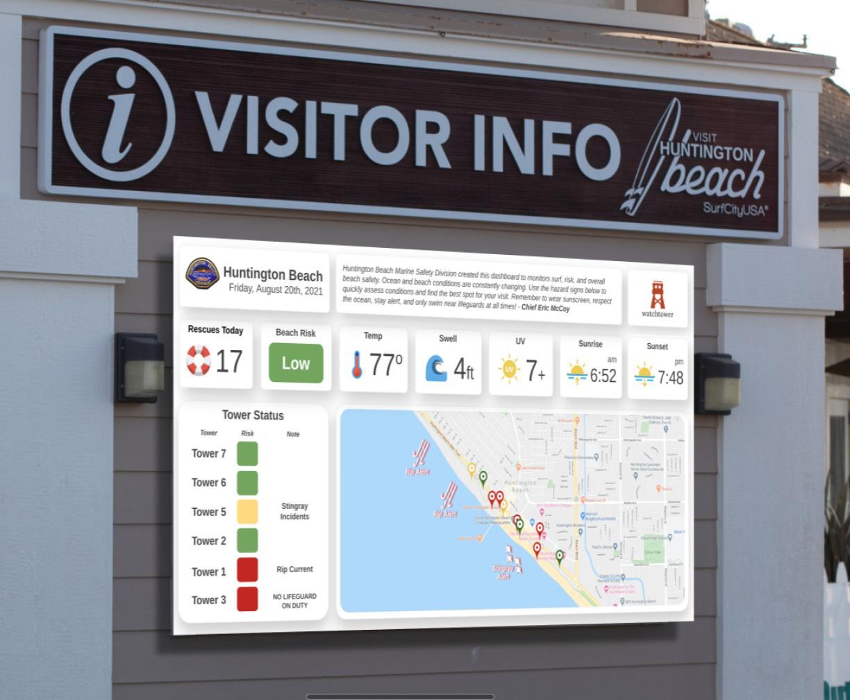 Watchtower Public Safety Dashboard
