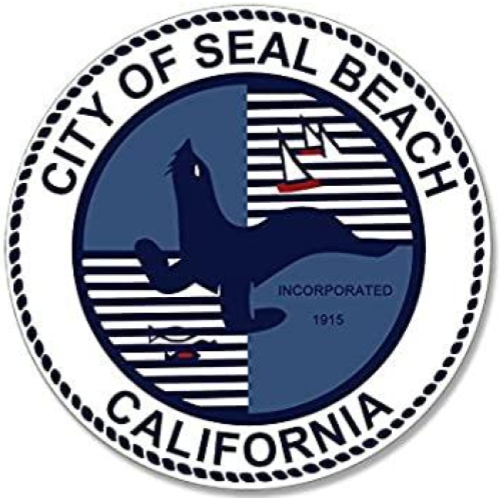 Seal Beach Seal Logo