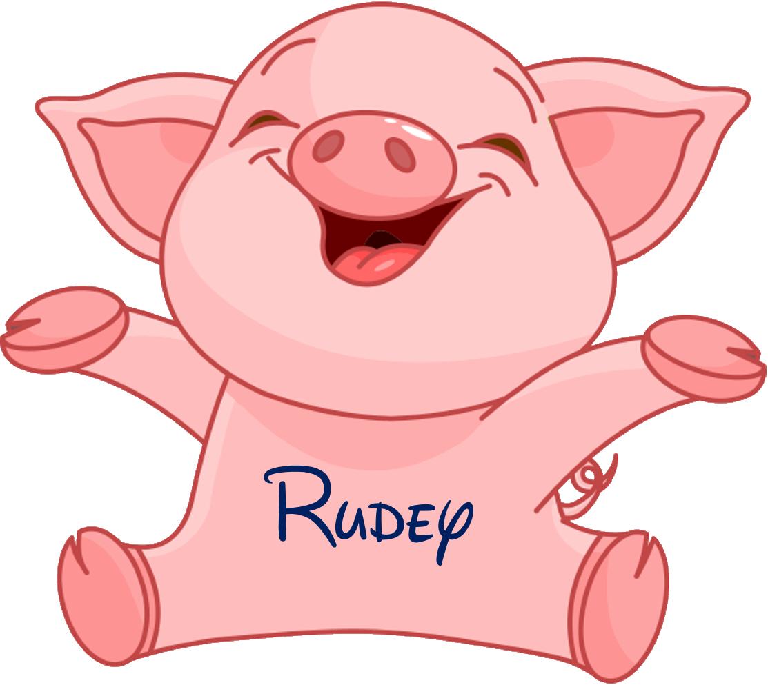 Rudey Pig