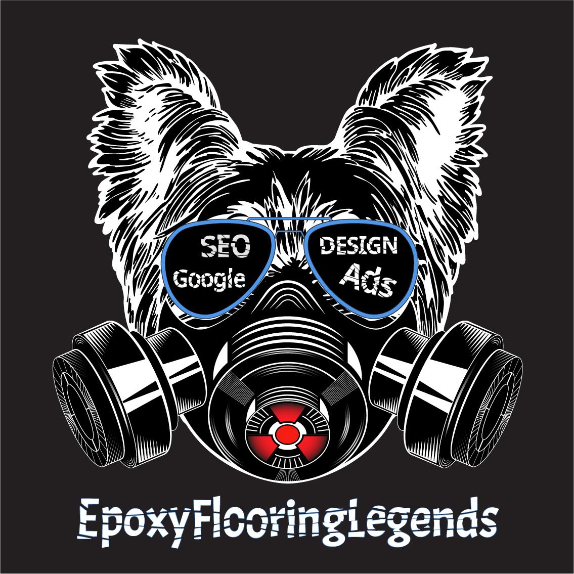 Epoxy Flooring Legends Logo