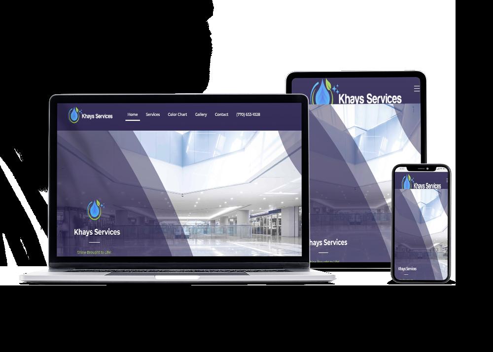 Atlanta Georgia website design and SEO services