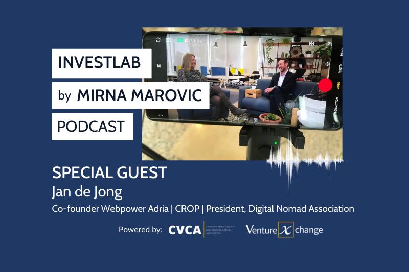 InvestLab by Mirna Marovic, podcast