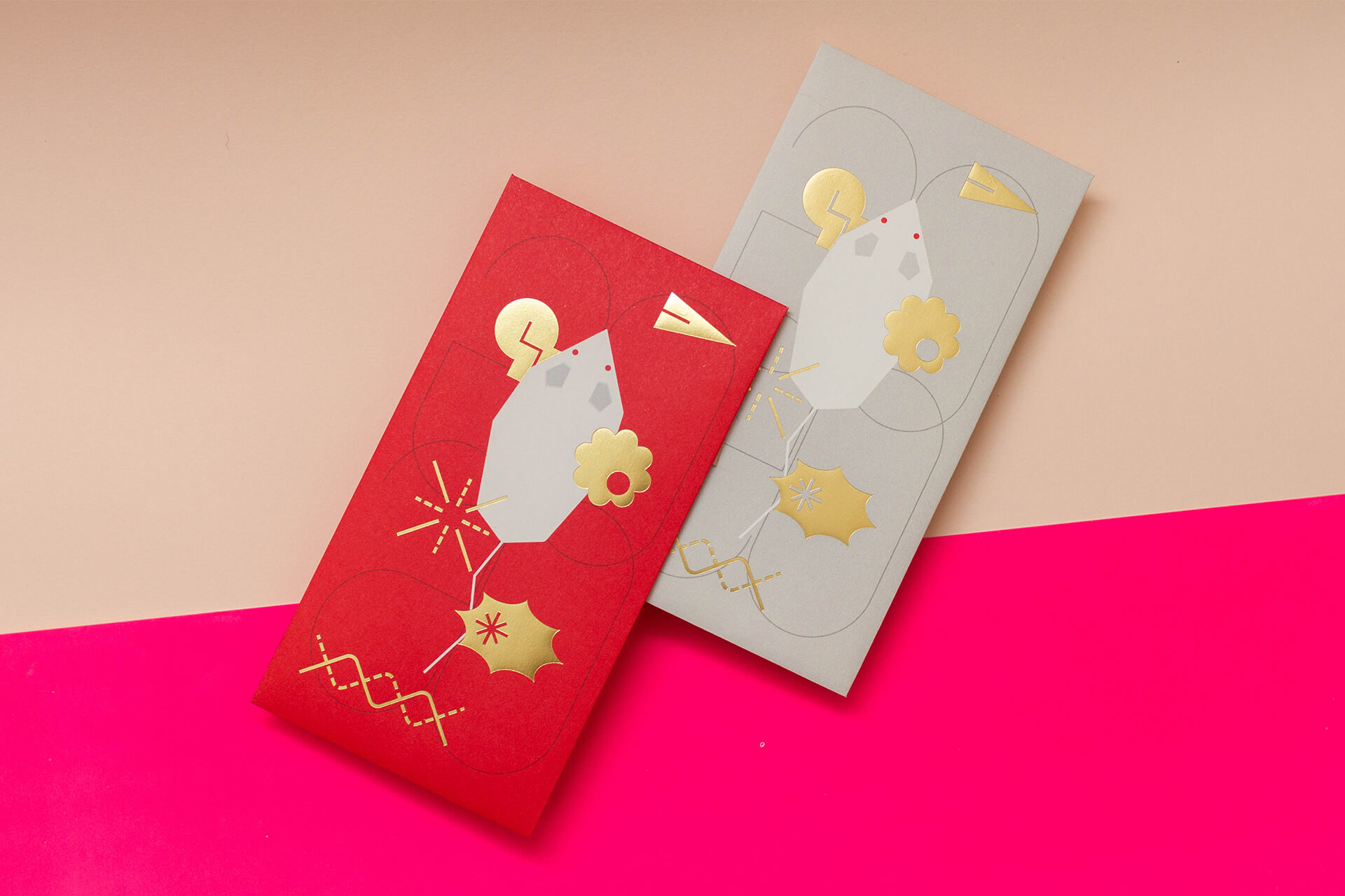 CNY 2020 Red Packet Design