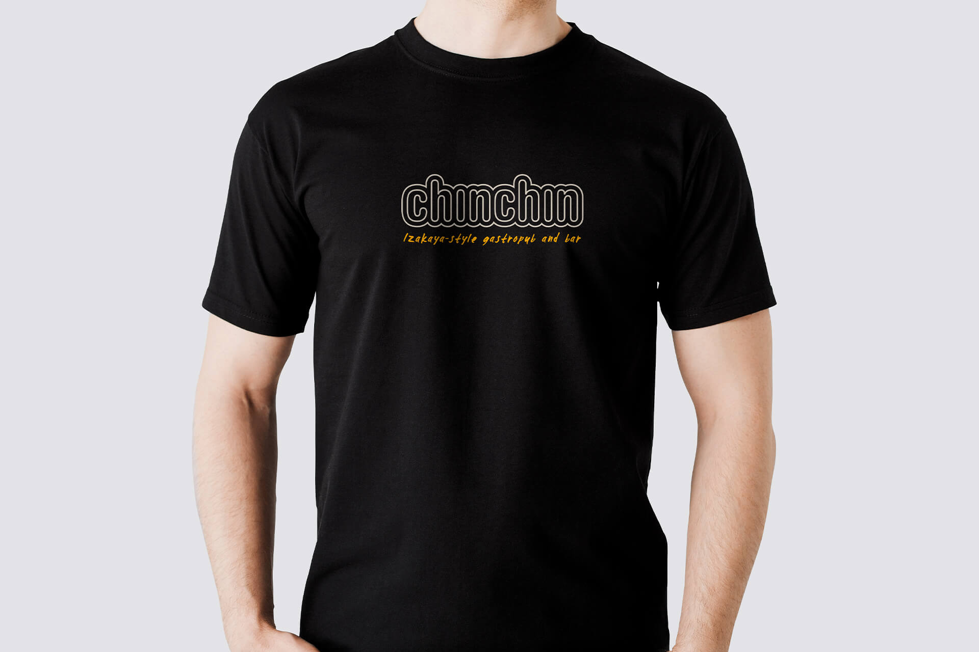 Chin Chin T-shirt Design