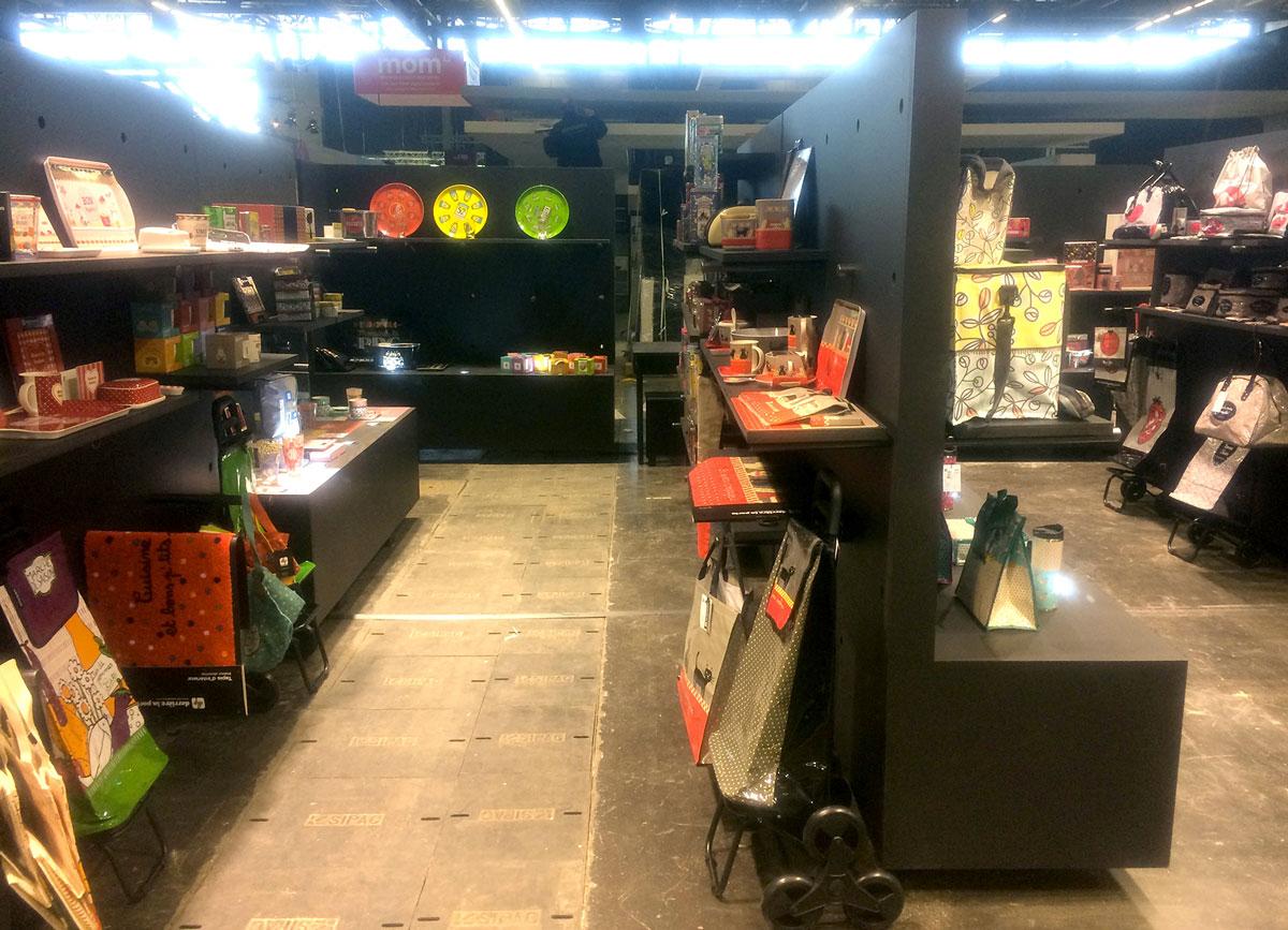 Maison & Objet DLP Stand Studio Trigone
