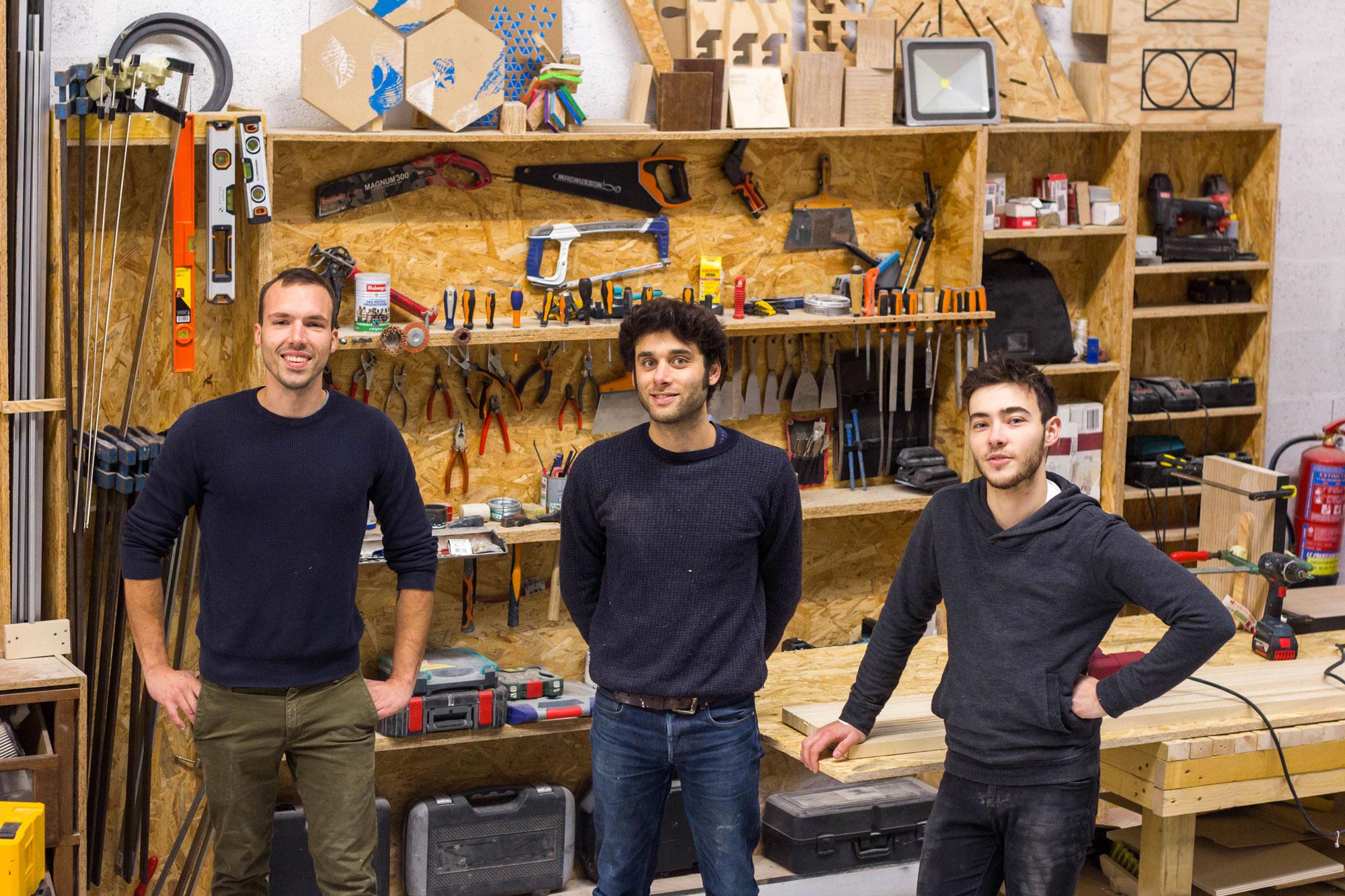 Studio Trigone création et réalisation