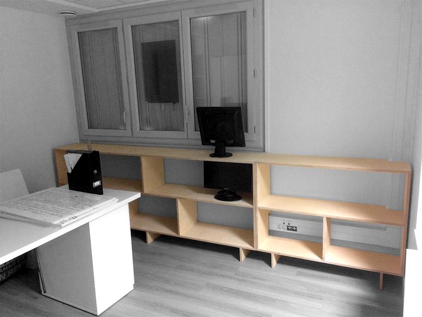 Aménagement Villes au Carré Studio Trigone