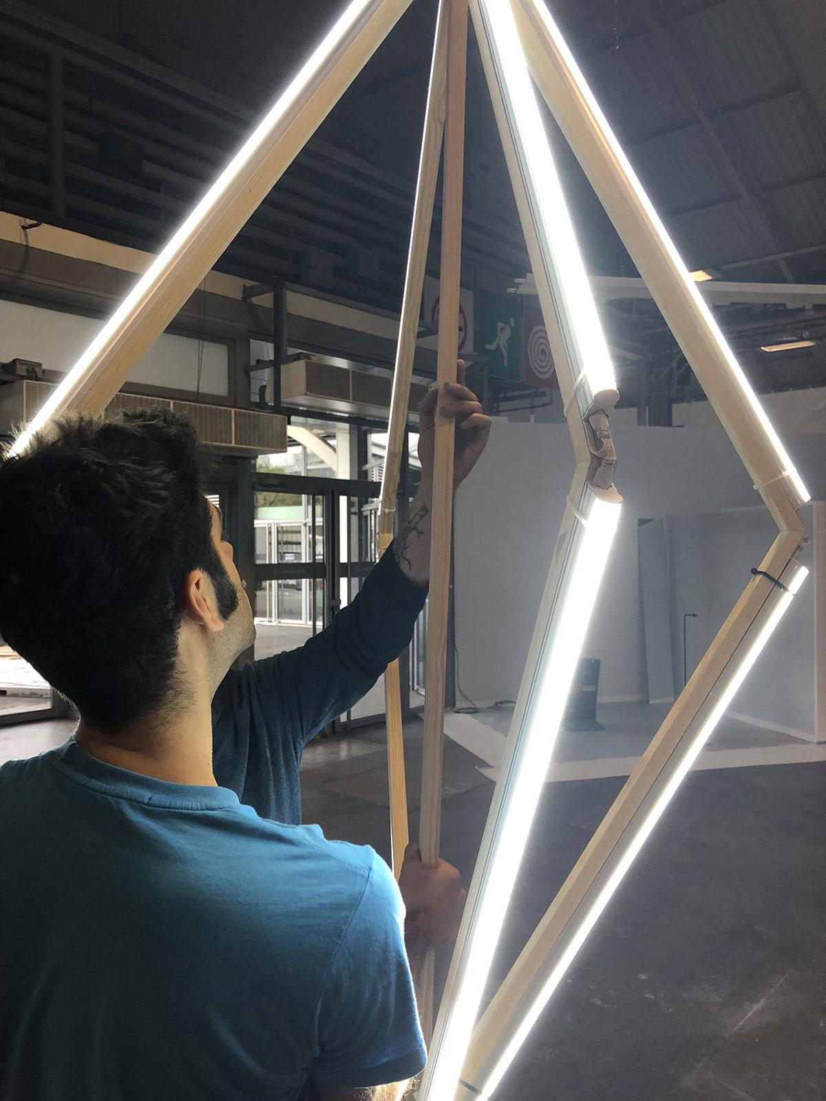 Who's Next Design Week Studio Trigone