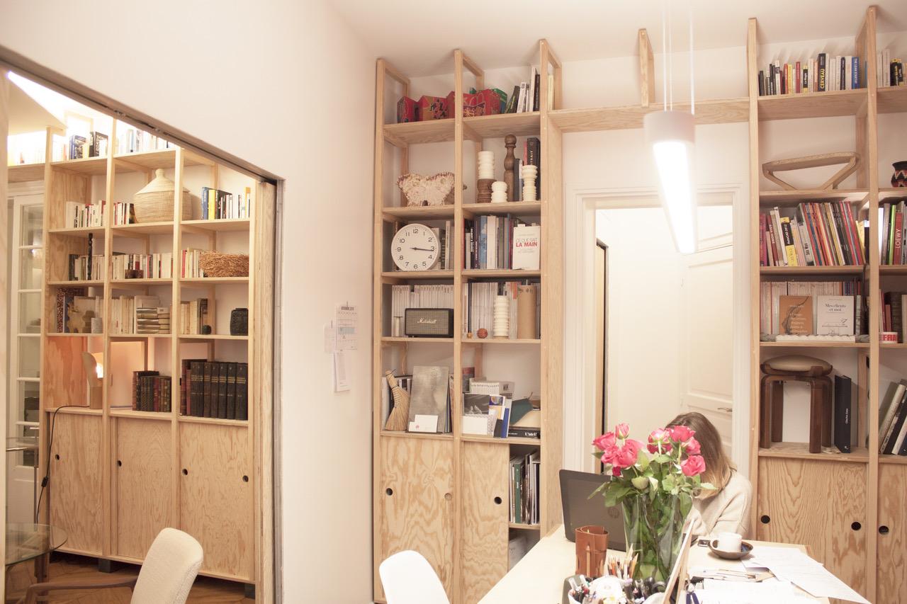 Flavia de Laubadère aménagement Studio Trigone