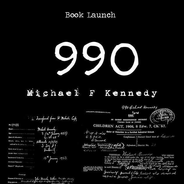 990 Book Launch