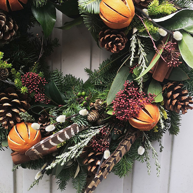 Wreath Making Workshop (Adults)