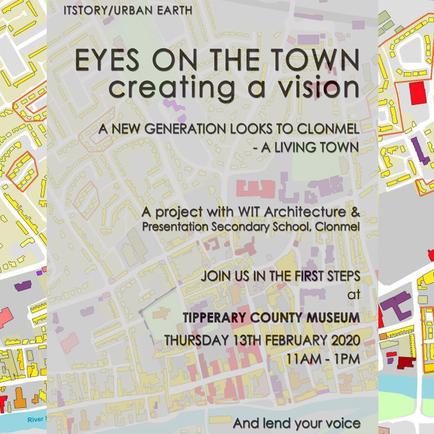 Eyes on the Town - Creating a Vision