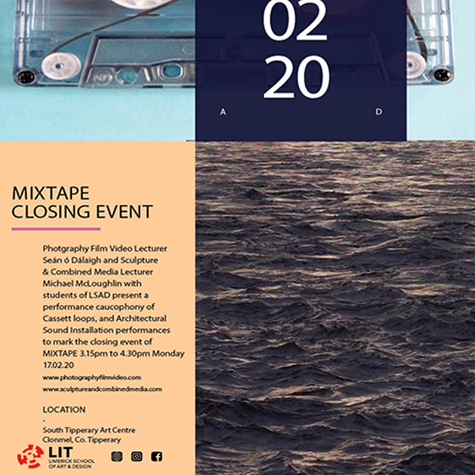 Mixtape The Closing