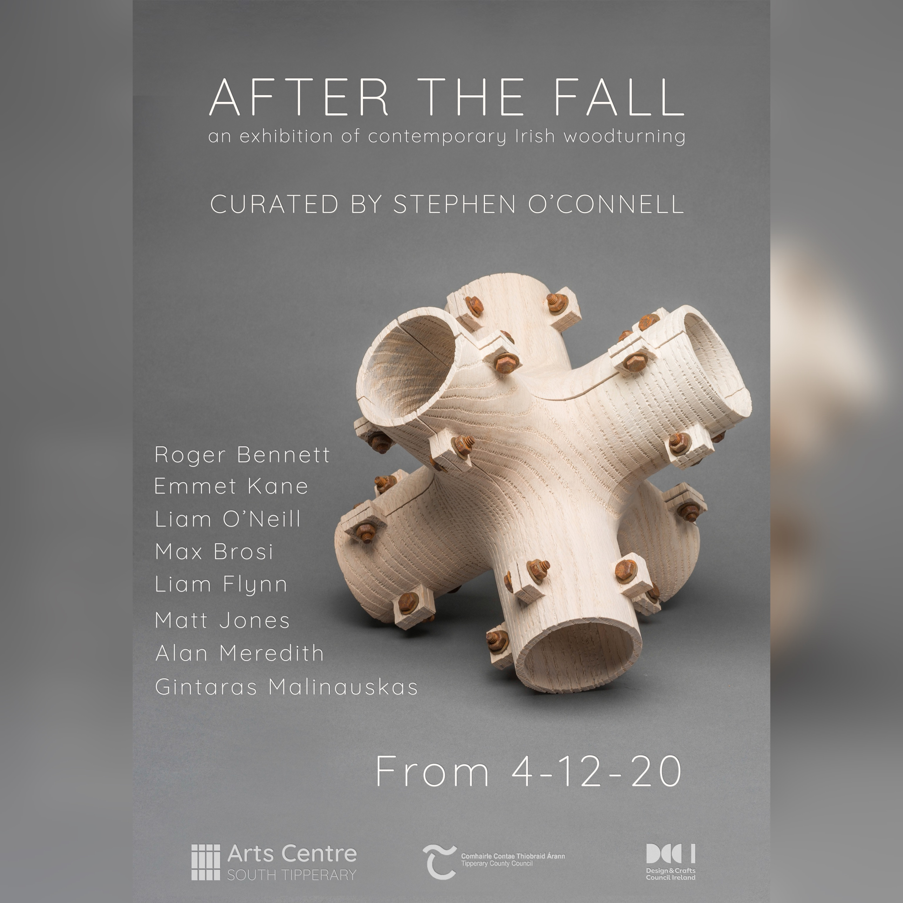 After the Fall – Curated by Stephen O'Connell