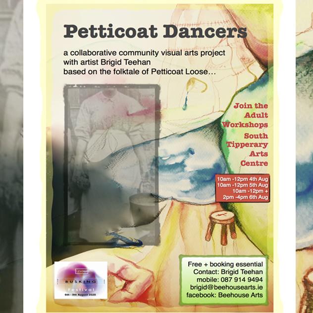 Petticoat Dancers Workshops