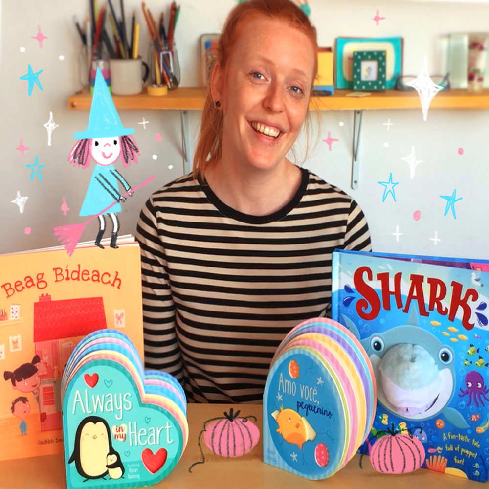 Write and Illustrate your own Picture Book