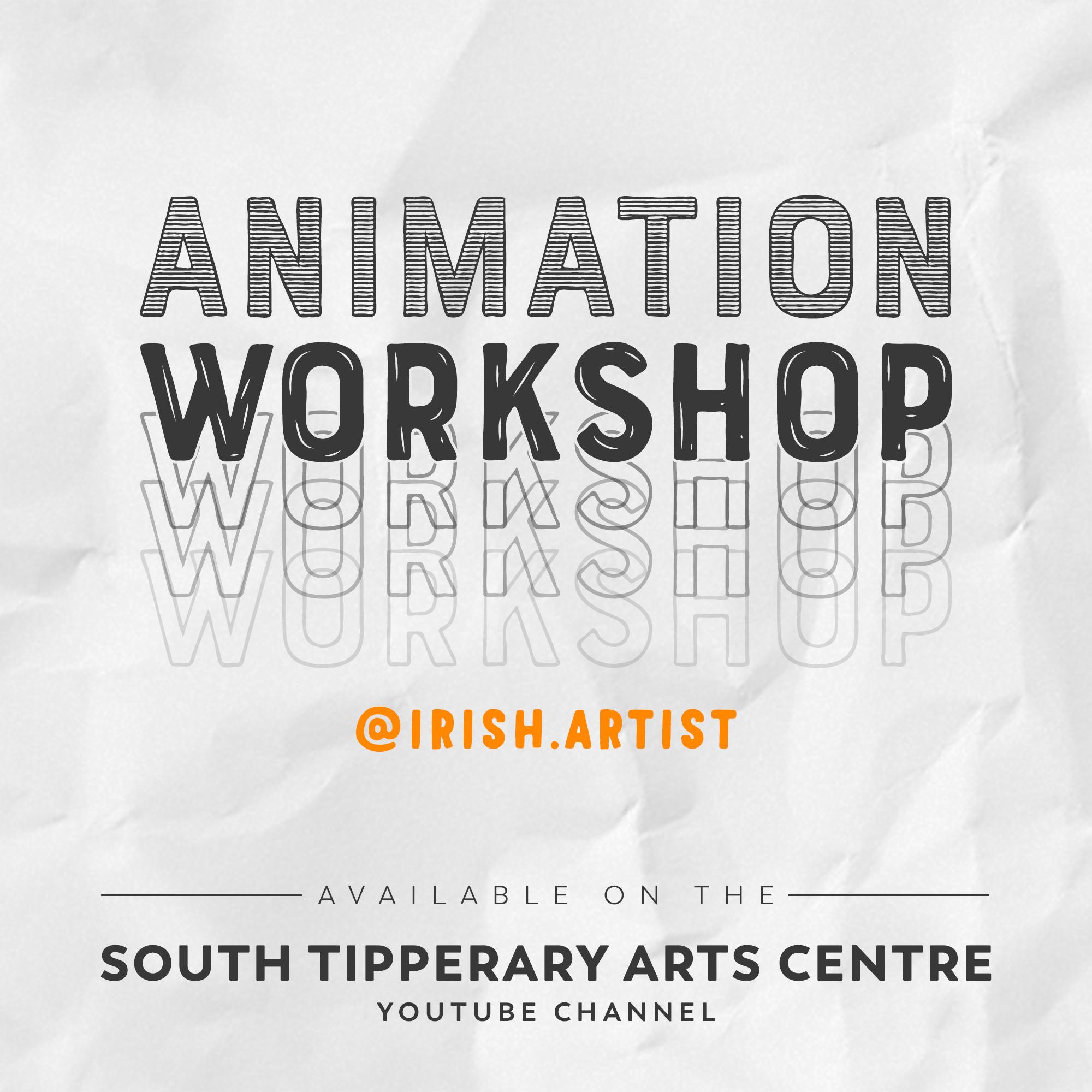 Animation Workshop with Amy Harrington