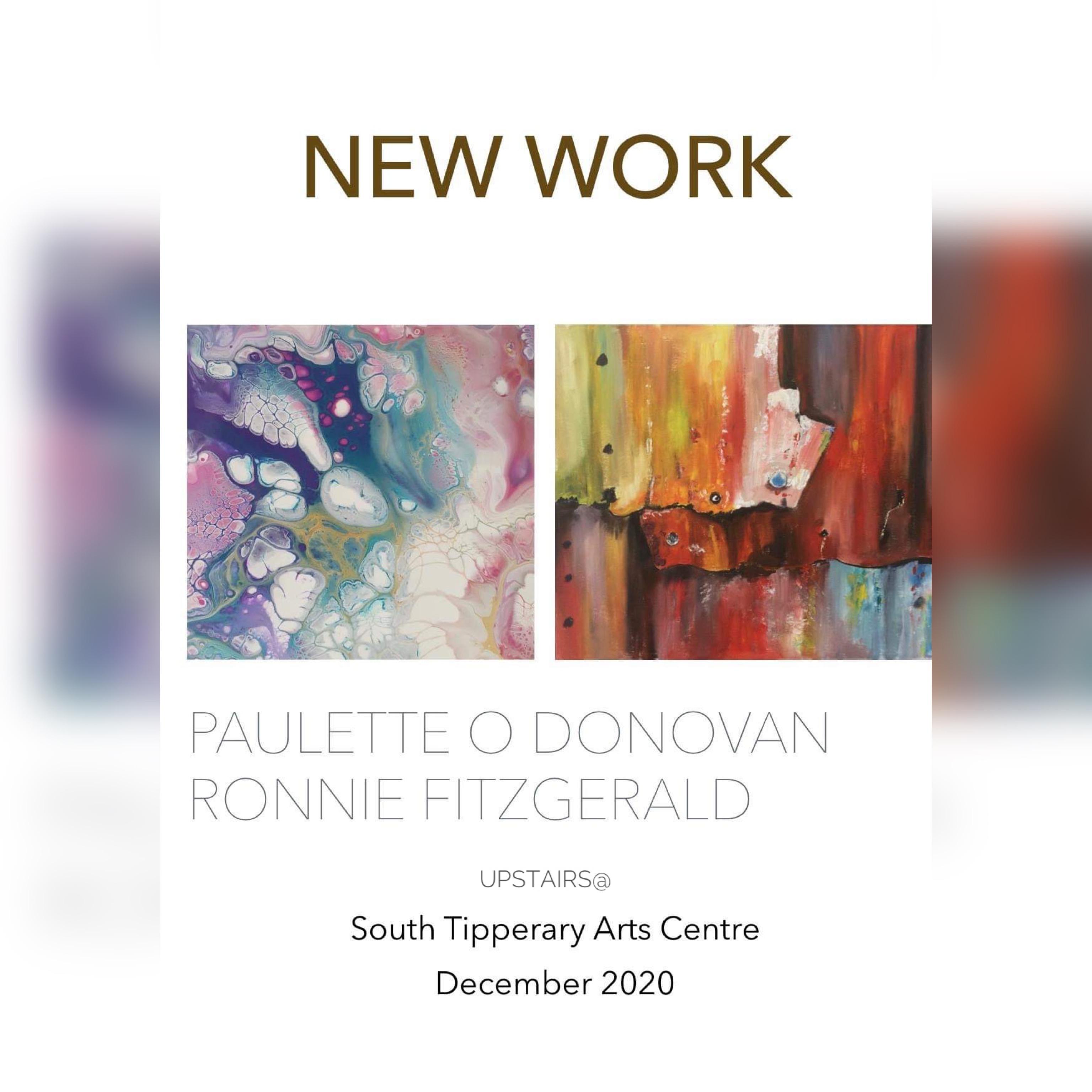 Paulette O'Donovan & Ronnie Fitzgerald