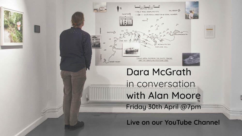 Dara McGrath in Conversation with Alan Moore