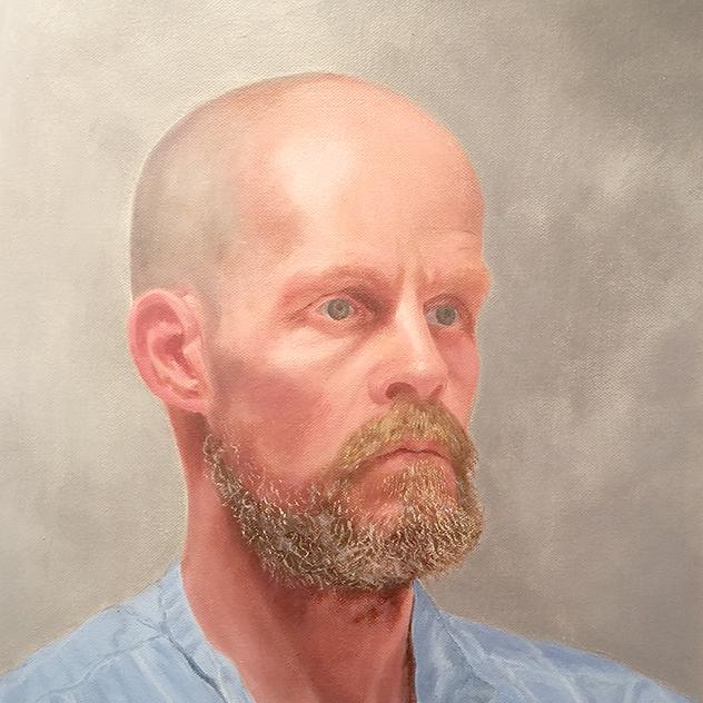 'Faces That You Meet' portrait exhibition