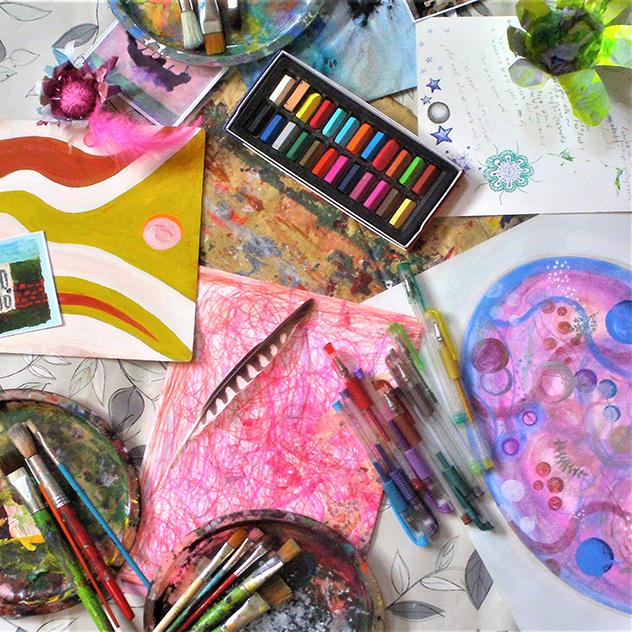 Creative Art Therapy
