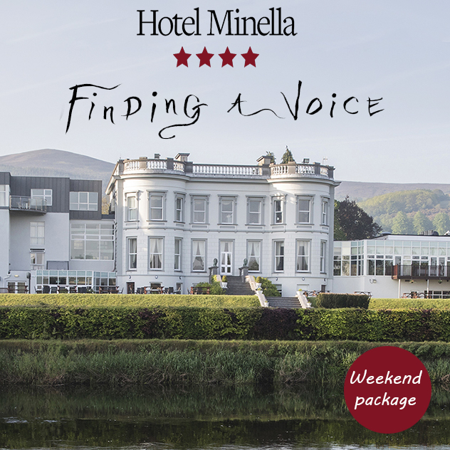 Finding a Voice Weekend Package