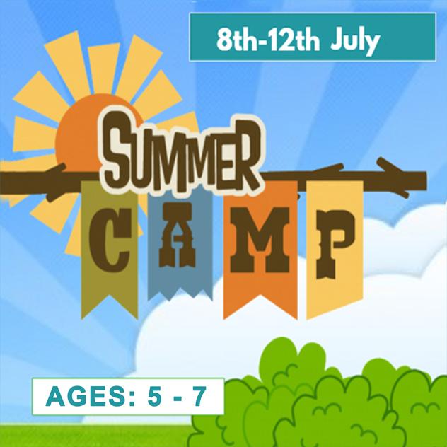 Summer Art Camp 1