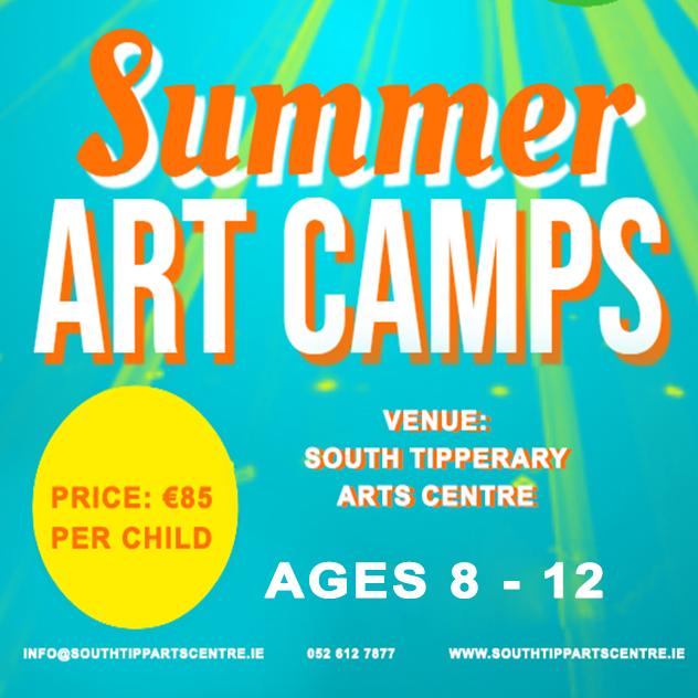 Summer Art Camp 2