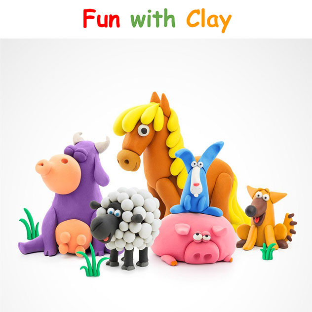 Fun with Clay- Workshop