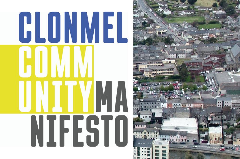 Sean Taylor - Clonmel Community Manifesto