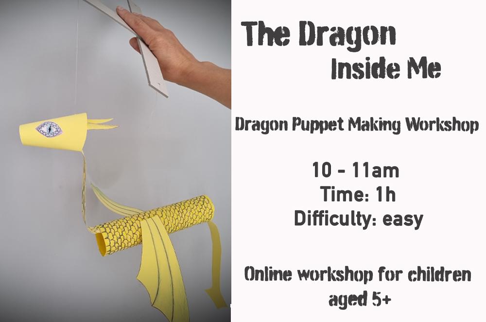 Cruinniu na nÓg - Dragon Puppet Making