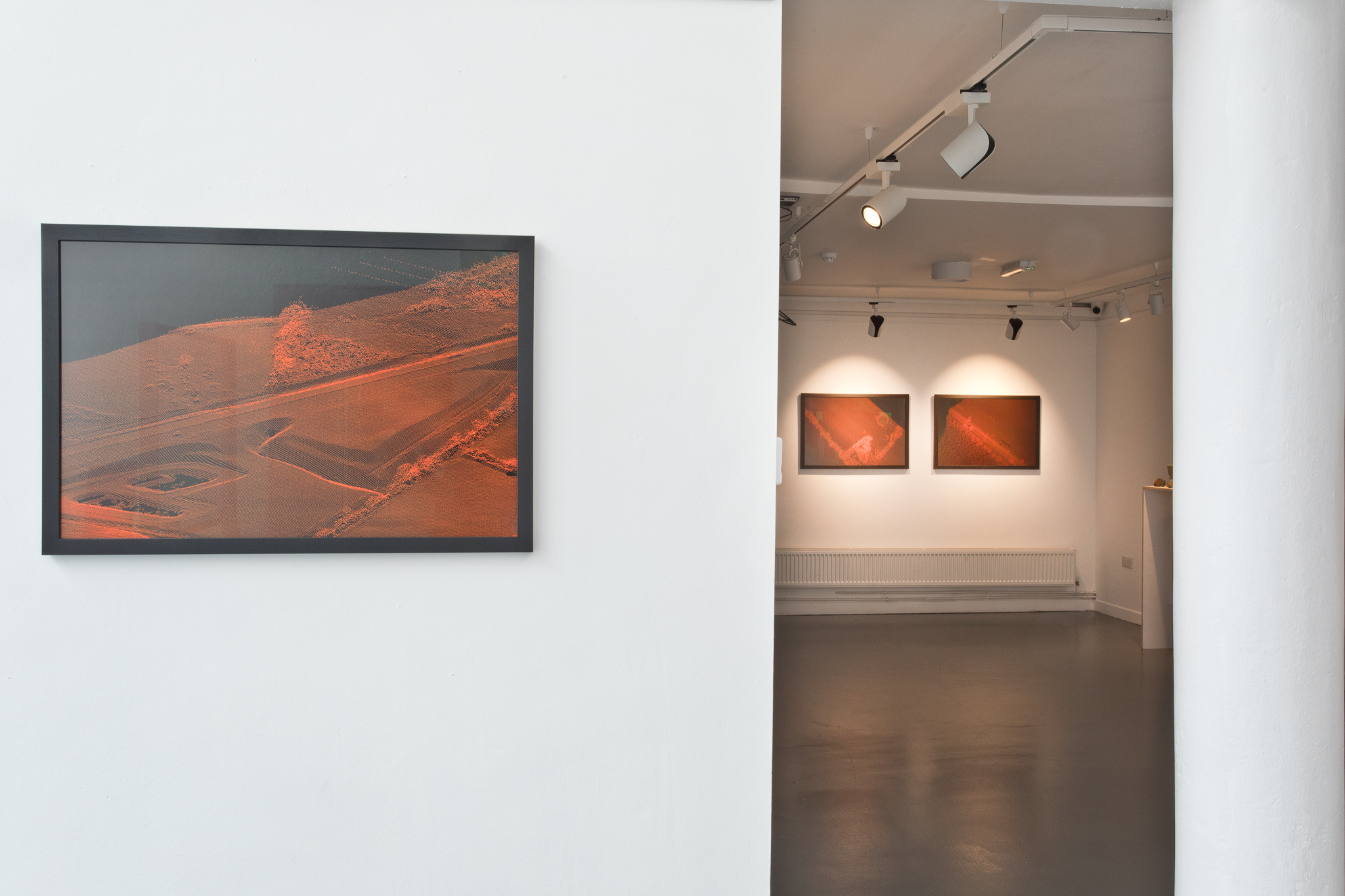 Martina O'Brien, Legacy Plots,2021, Ultra-chrome prints, series of 3. Dimensions : 84cmx55.5cm