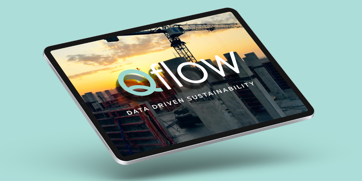 Qflow - Data Driven Sustainability Video