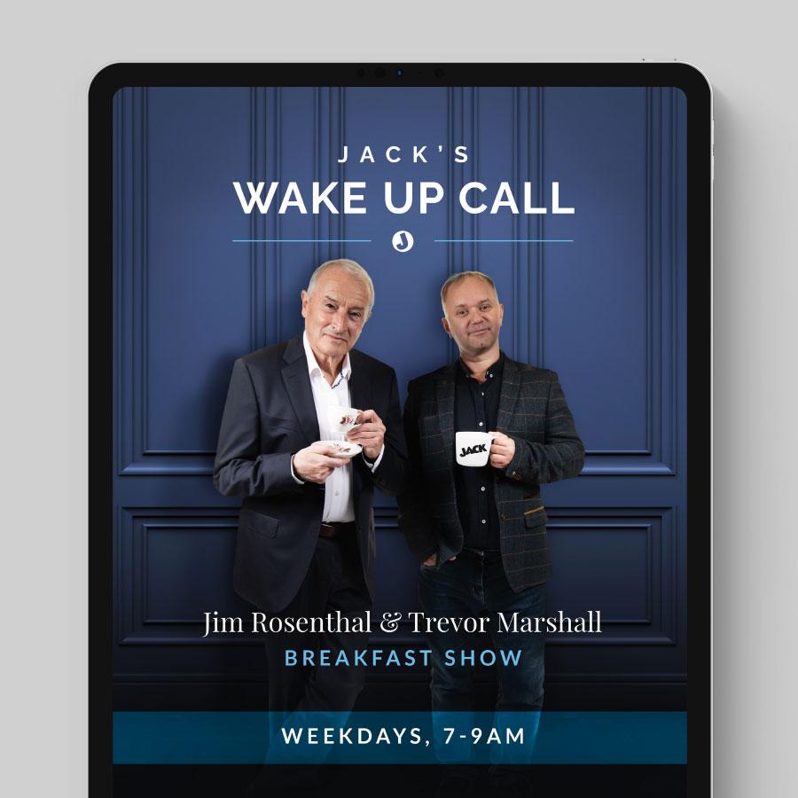 Union Jack Radio - Jack's Wake Up Call