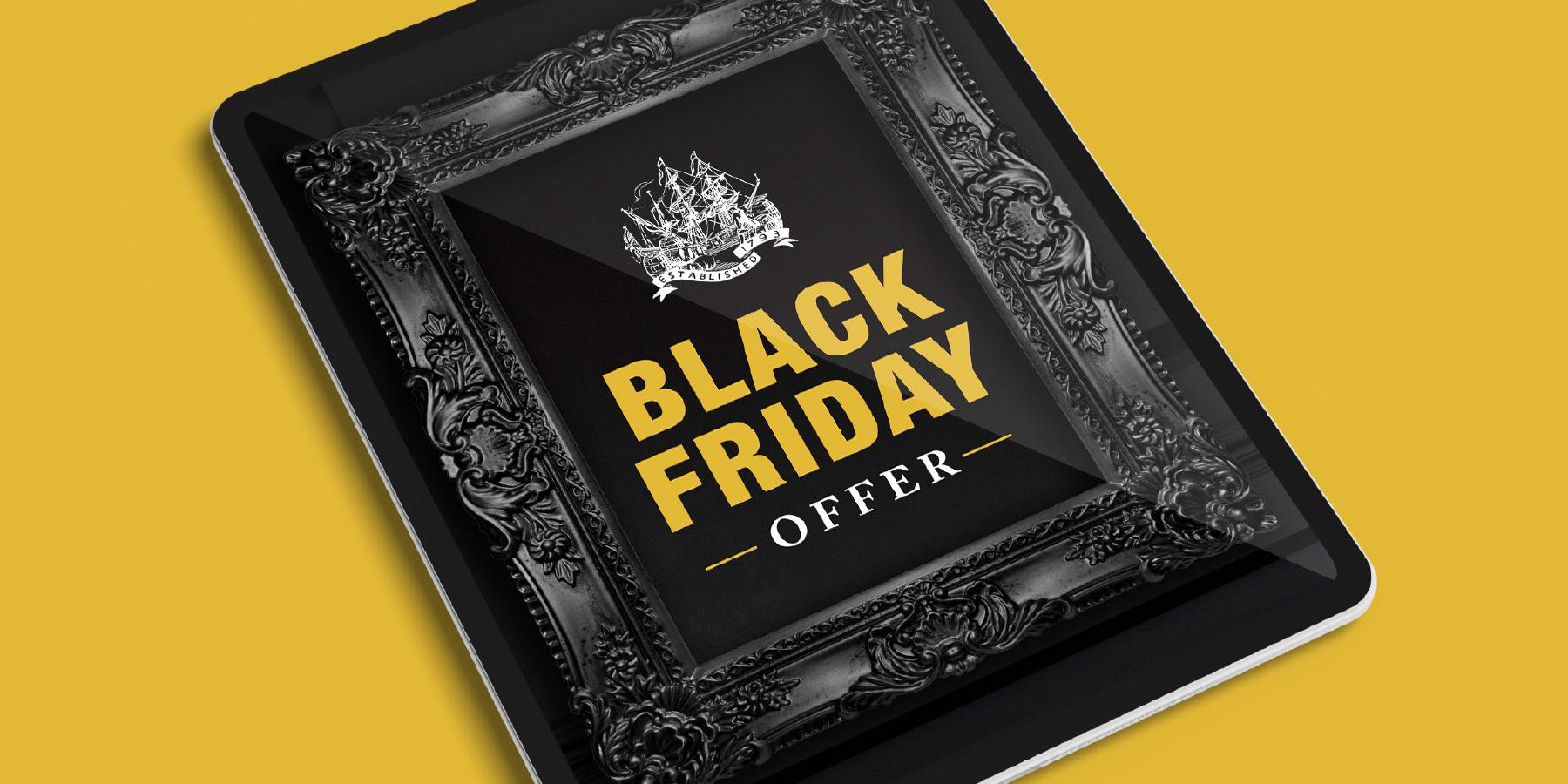 Averys - Black Friday Campaign