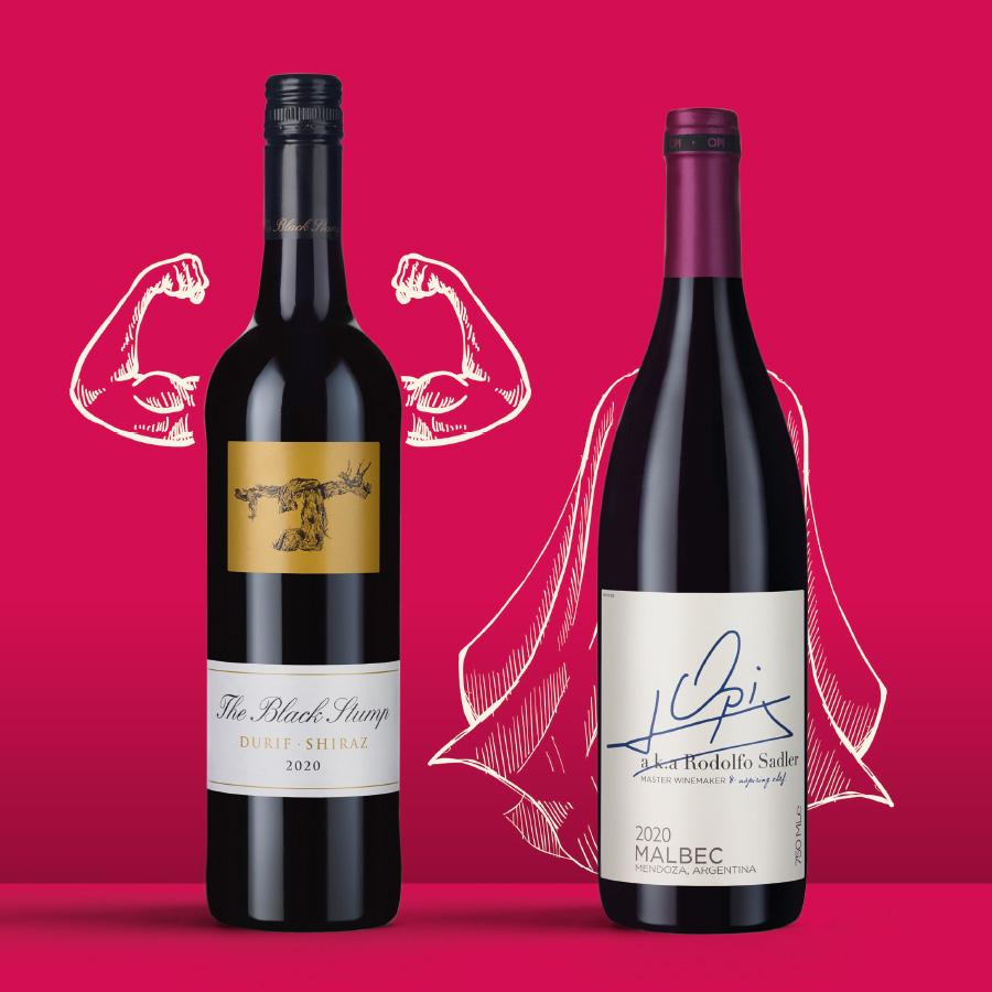 Laithwaites Wine - Direct Mail Pack
