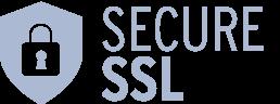 Secure SSL badge